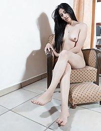 Francesca hairy milf nice booty